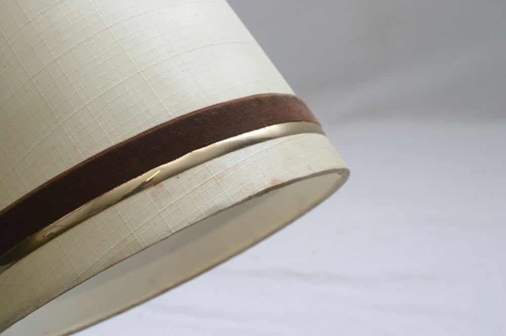 lampenschirm f r eine kleine stehlampe ebay. Black Bedroom Furniture Sets. Home Design Ideas