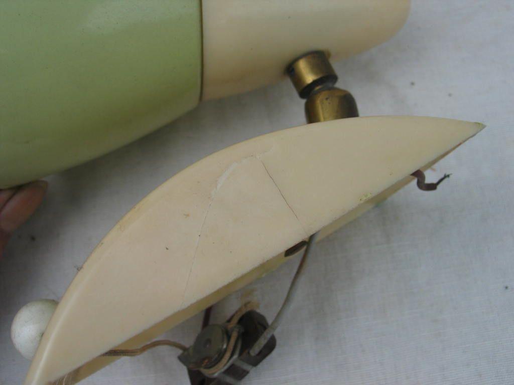 Wandlampe 50er jahre kaiser leuchten pastellfarben ebay - Pastellfarben wand ...